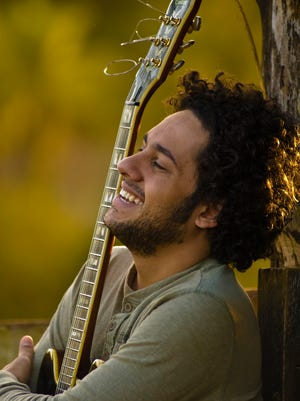 Brazilian-born Diego Figueiredo plays Cliff Bell's on Thursday.