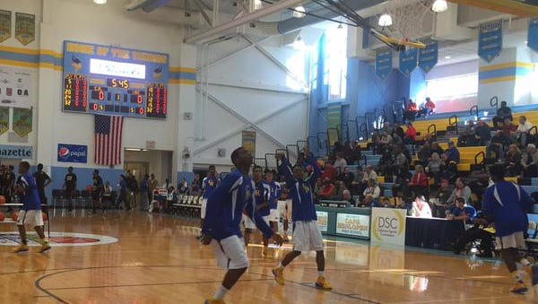Caesar Rodney faces Lake Clifton on Saturday at Slam Dunk to the Beach.