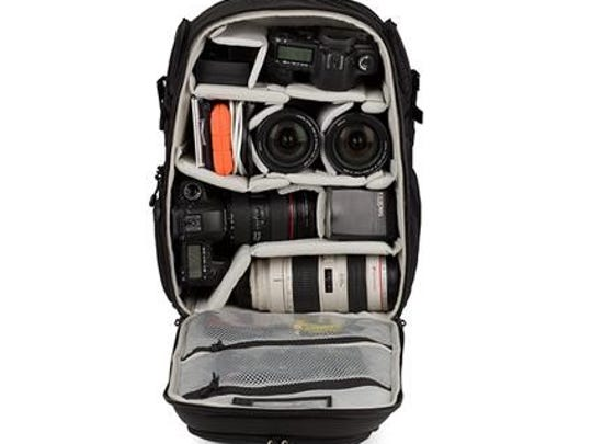 The Tenba Shootout Backpack is for serious outdoor and nature photographers on the go.