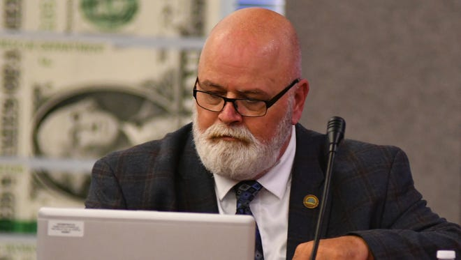 "Deputy Palm Bay City Manager David Isnardi said having the Florida Department of Law Enforcement and the FBI looking into operations in Palm Bay is concerning. But, he added: ""What can I do? I didn't do anything wrong."""