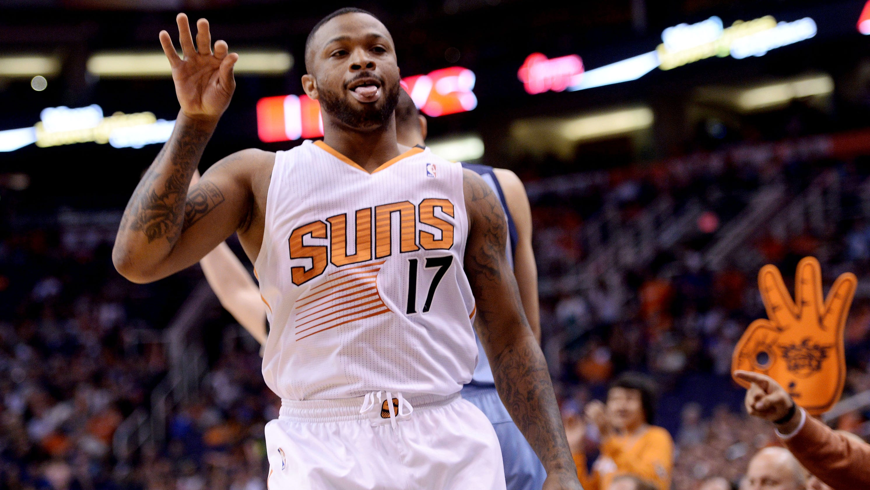 546a9ebebdc45d ... tucker gets new 3 year contract with phoenix suns 017bb d2188 top  quality mens toronto raptors 2 p. j. tucker adidas black player swingman  alternate ...