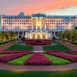 Resort photo tour: The Greenbrier, welcoming guests since 1778