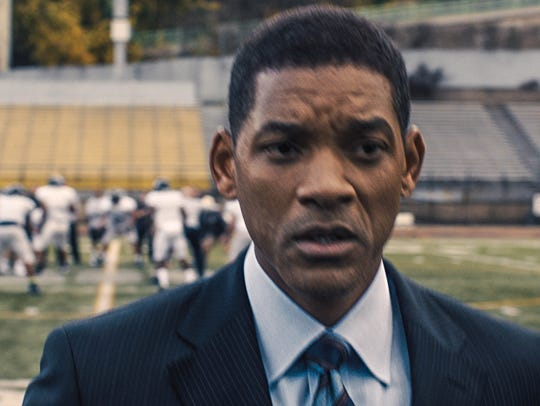Will Smith stars as forensic neuropathologist Bennet