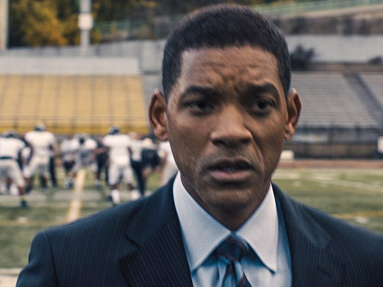 Will Smith stars as forensic neuropathologist Bennet Omalu in 'Concussion.'