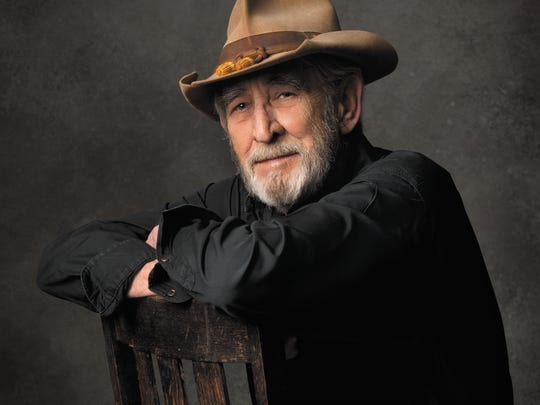 Don Williams comes to the Peace Center in February.