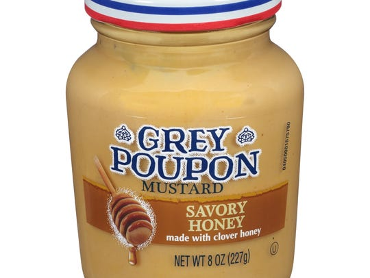 Grey Poupon mustard production will be moved to Michigan,