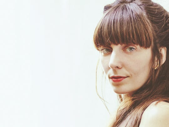 """Anna Ash, a folk artist with roots in northern Michigan, will release her second album, """"Floodlights,"""" on Sept. 6."""