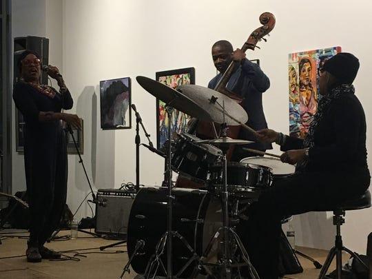 Legendary jazz vocalist Dee Dee Bridgewater performs