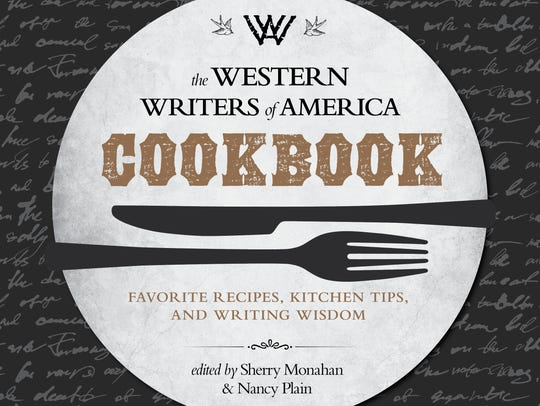 """""""The Western Writers of America Cookbook"""" edited by"""