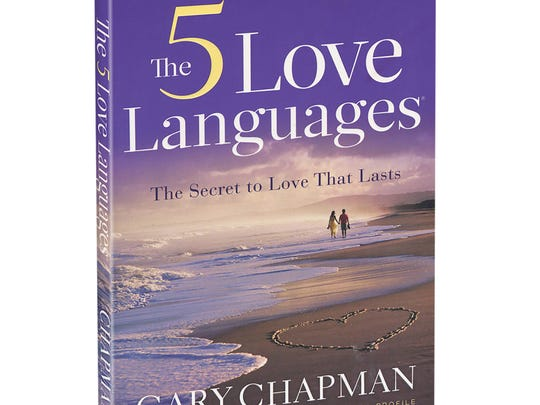 Gary Chapman, The 5 Love Languages.