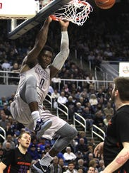 Cameron Oliver's athleticism is a major plus for NBA