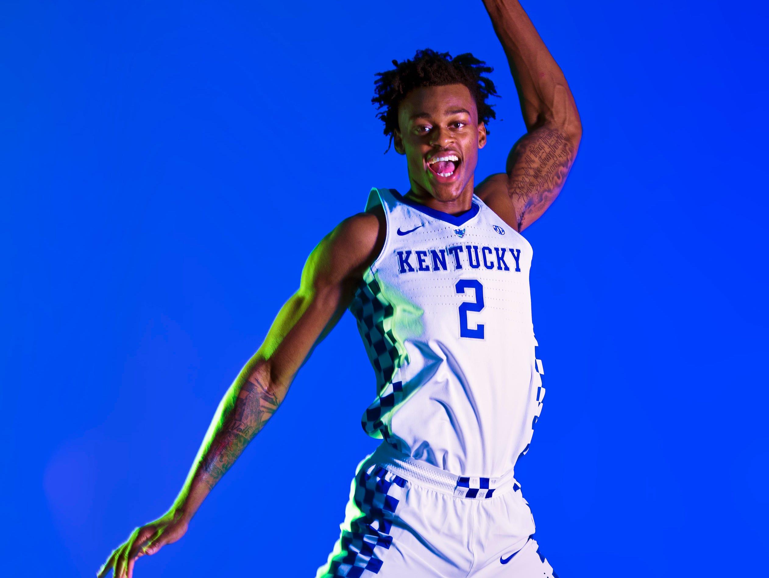 Kentucky Basketball 2017 18 Season Preview For The Wildcats: John Calipari 'didn't Know' Jarred Vanderbilt's Status, So