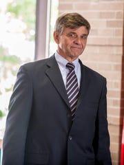 Former Summit Pointe CEO Erv Brinker before his arraignment