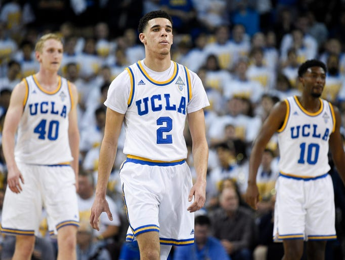 UCLA earned an at-large bid out of the Pac-12.