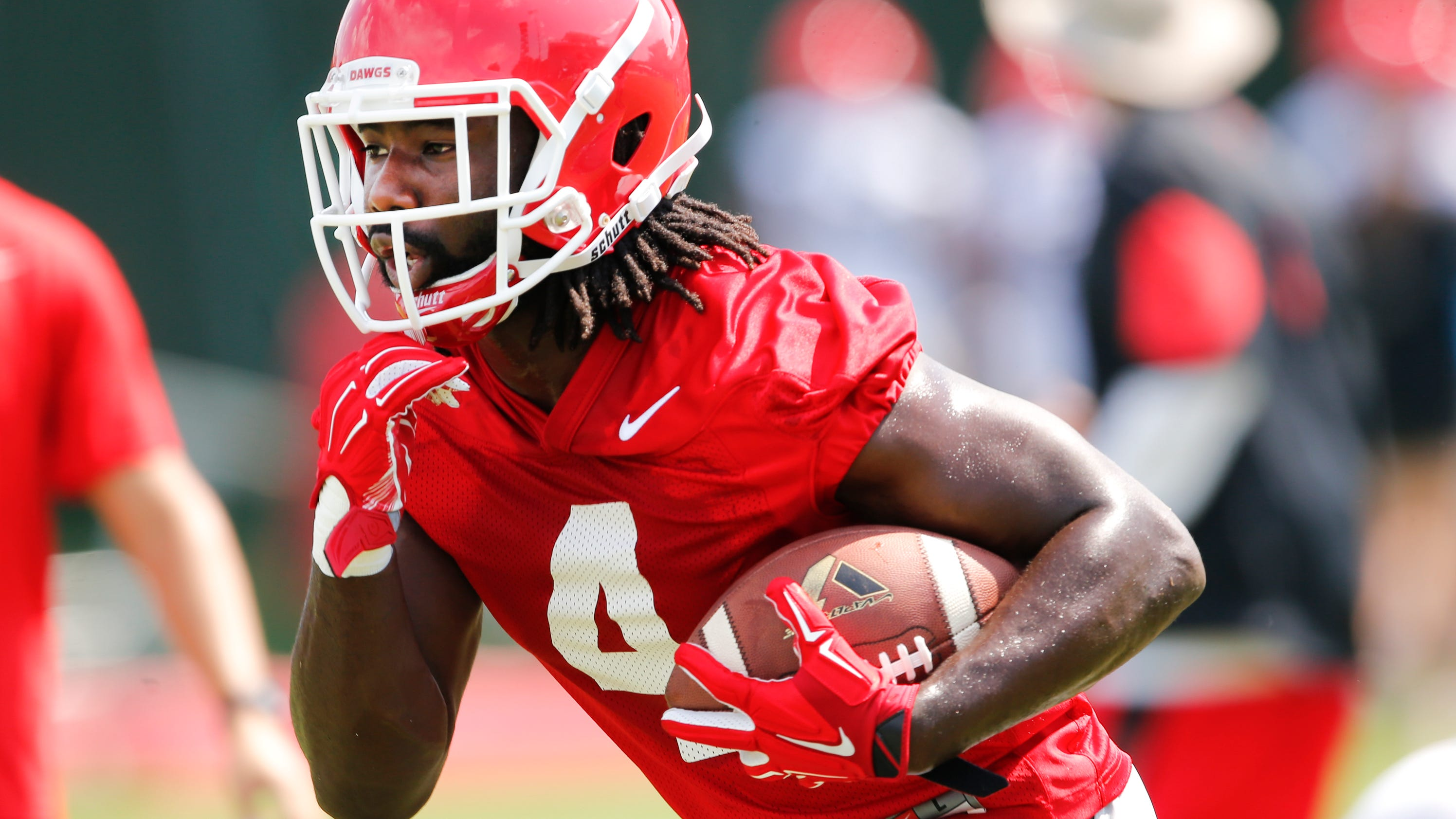 Healthy Marshall gives Georgia 'full package' at tailback