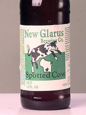 New Glarus Brewing Co. Spotted Cow