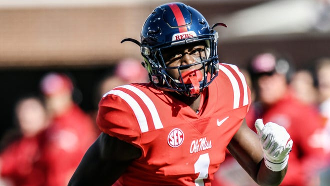 Ole Miss receiver A.J. Brown is already a fixture in the first round of many 2019 NFL mock drafts.