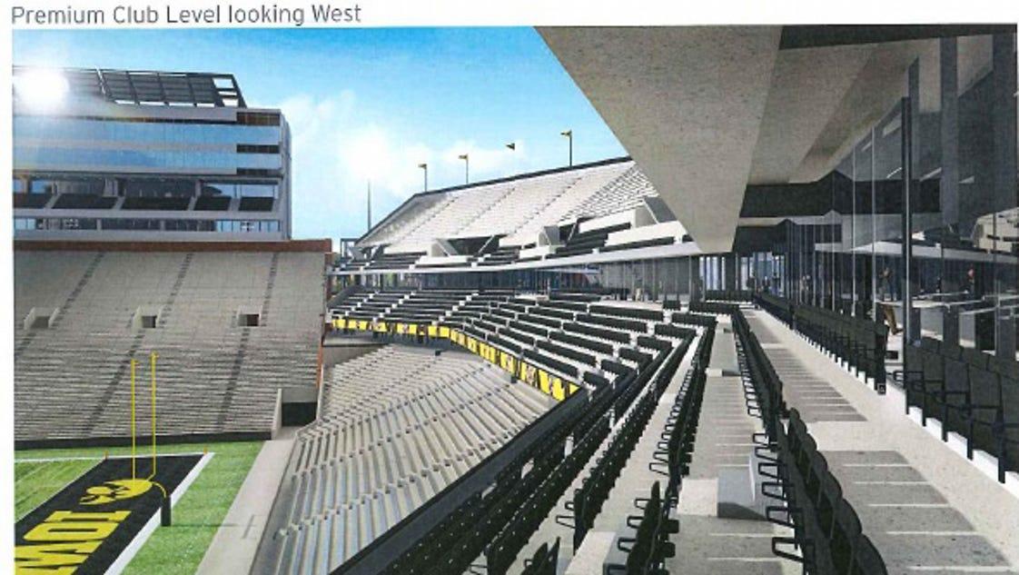 Kinnick Stadium renovation gets final approval