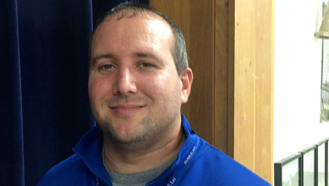 George Laase was named associated head coach of the Harrisonburg Turks this week. He was let go by the Staunton Braves following last season.