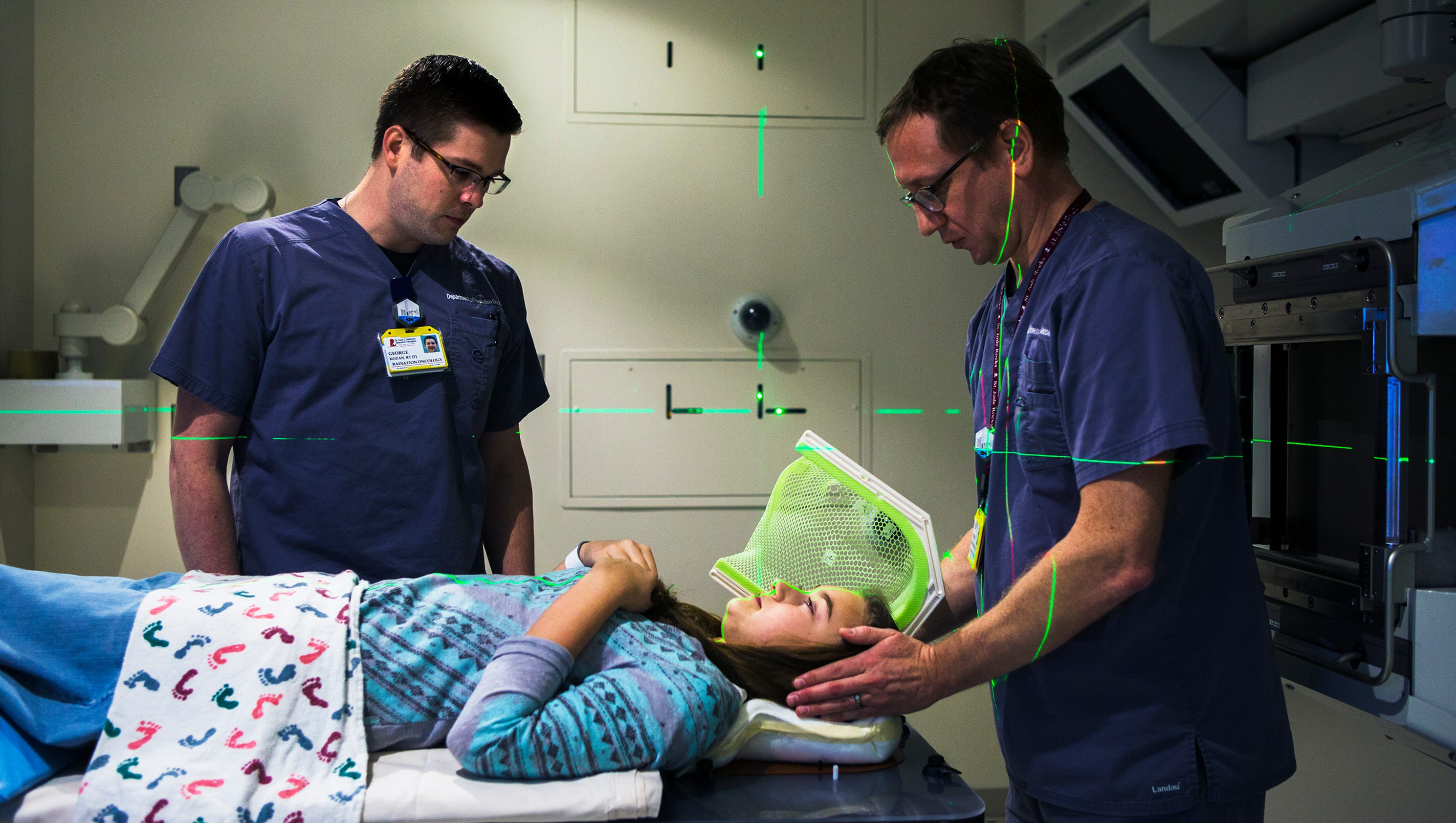 St Jude Patients Benefiting From New Proton Therapy