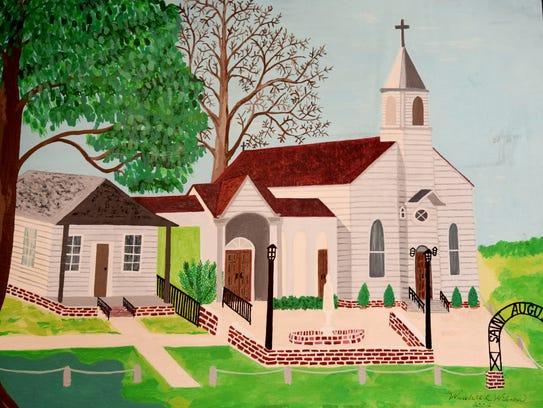 Wendell R Wilson's art.
