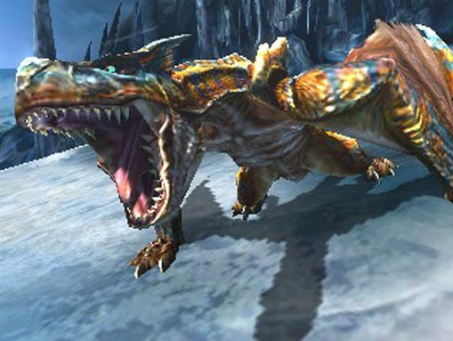 M Tigrex Tail cut this monster s tail