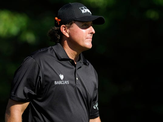 Phil Mickelson S Withdrawal Reflects Pga Tour S Grind