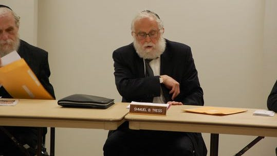Ramapo Councilman Samuel Shmuel Tress is expected to resign and plead guilty to official misconduct