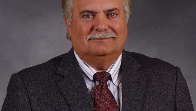 Rankin County School Board President Cecil McCrory.
