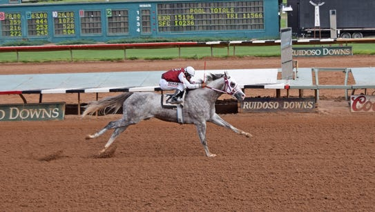 Imperial Eagle was the fastest qualifier for the All