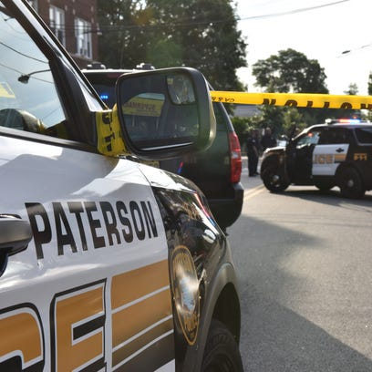 Generic Paterson police folder
