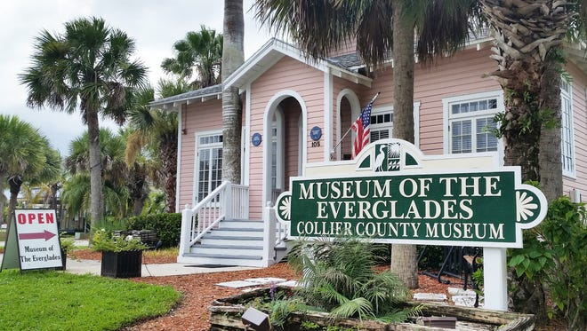 The Museum of the Everglades in Everglades City was first constructed as a commercial laundry in 1927.