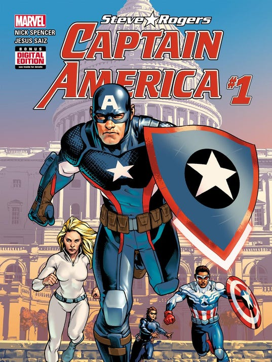 Comics Captain America
