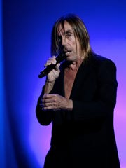 Iggy Pop is scheduled to headline Desert Daze in Joshua