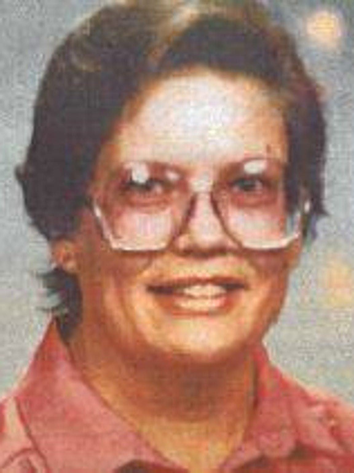 Peggy Cox was shot and killed on her 49th birthday on Feb. 1, 1991, while working the night shift at a Franklin Hardee's.