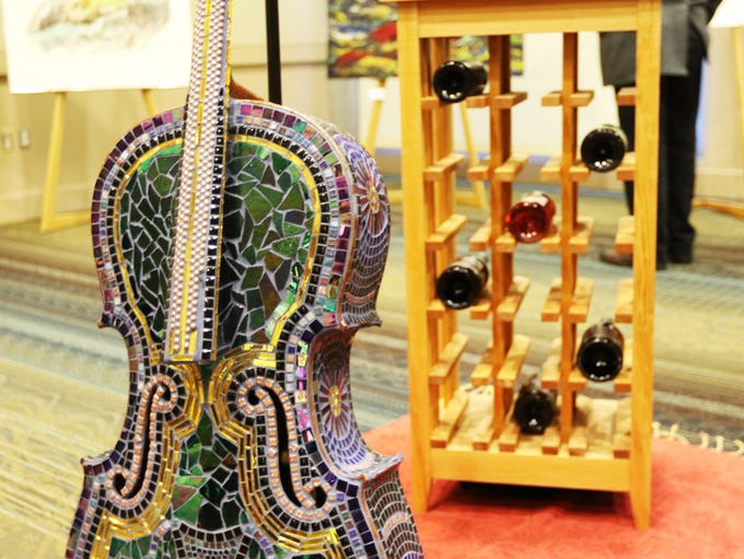 The Salem Art Association's 19th Annual Clay Ball took