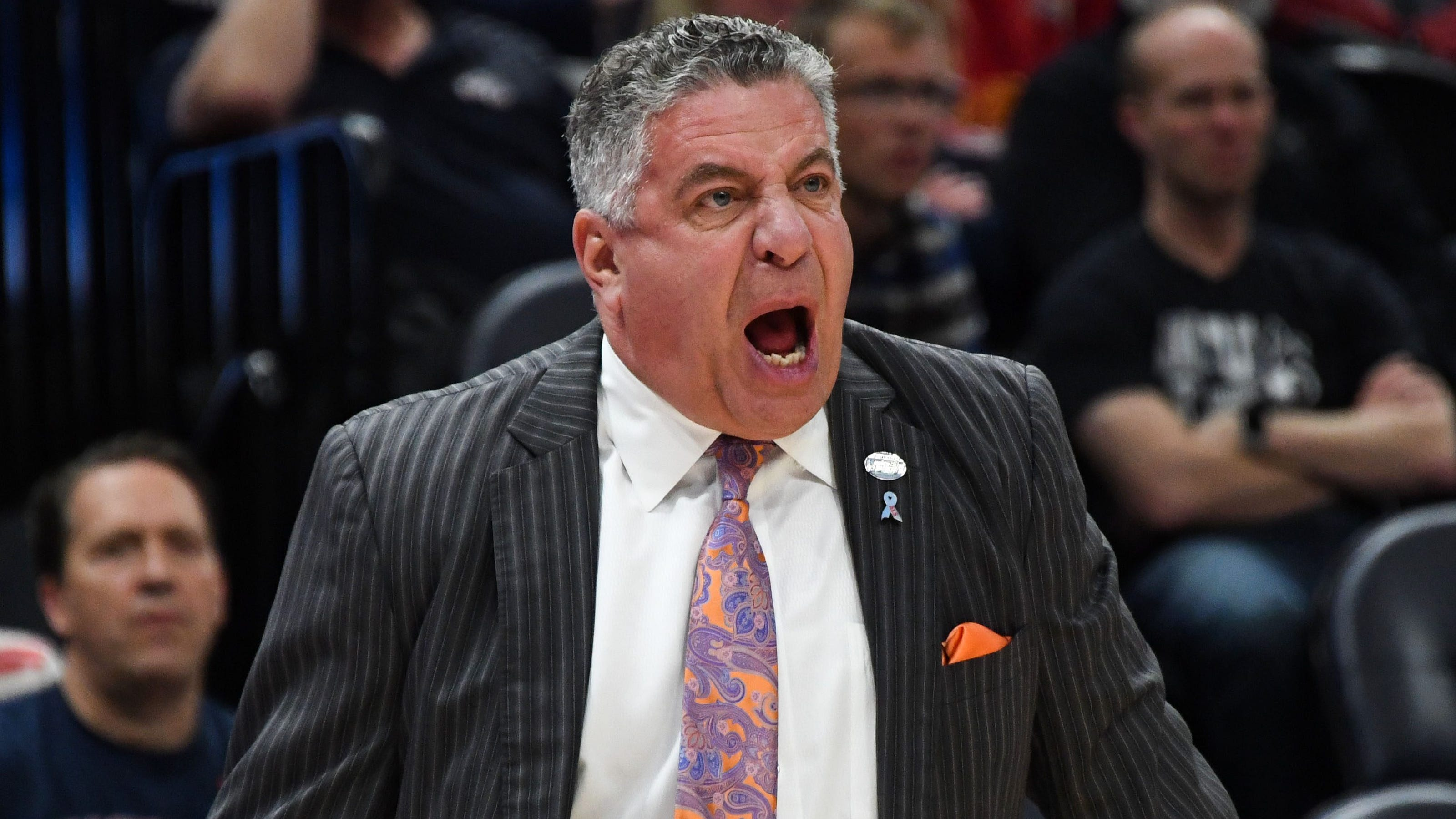 Final Four Auburn S Bruce Pearl Loud And Proud About