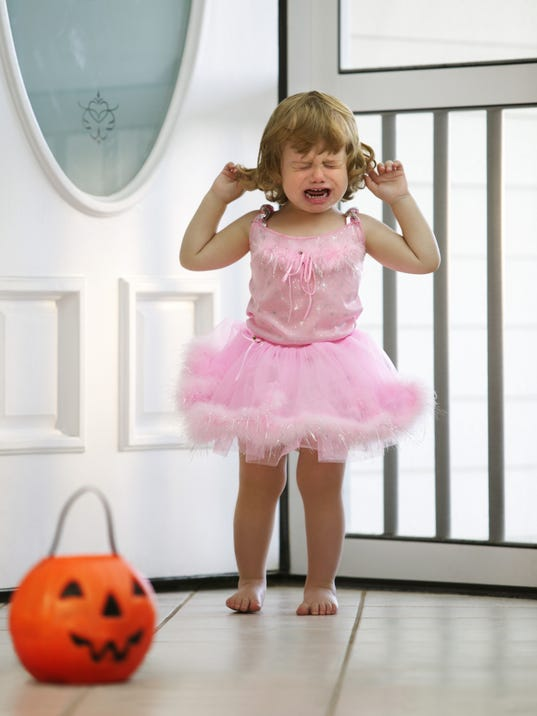Meltdowns frustrate the best parent but there are lessons to be