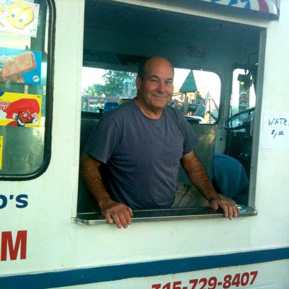Lansing Town Talk 08-06-2015 - Ice Cream Man