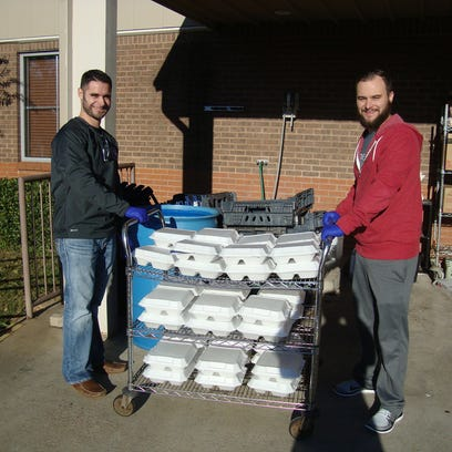 Shreveport-Bossier Rescue Mission is handing out 1,000
