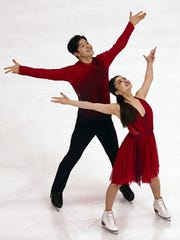 "Maia and Alex Shibutani will perform Friday at Germain Arena as part of the traveling ""Stars on Ice"" show."