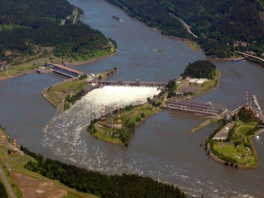Dams Salmon