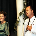 Jamie Hitchcock celebrates the 100th birthday of Frank Sinatra 8 p.m. Saturday, Dec. 12 in the Mahogany Lounge at the Windham Hotel in Visalia.