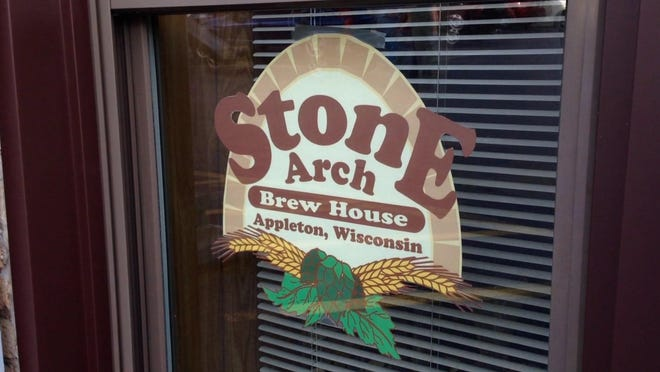 Stone Arch Brew House in Appleton was one of the many breweries that Mitchell visited during his four-year tour of Wisconsin.
