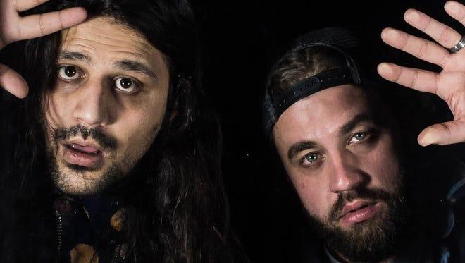 Brandon Asraf and John Tacon of Brick + Mortar.