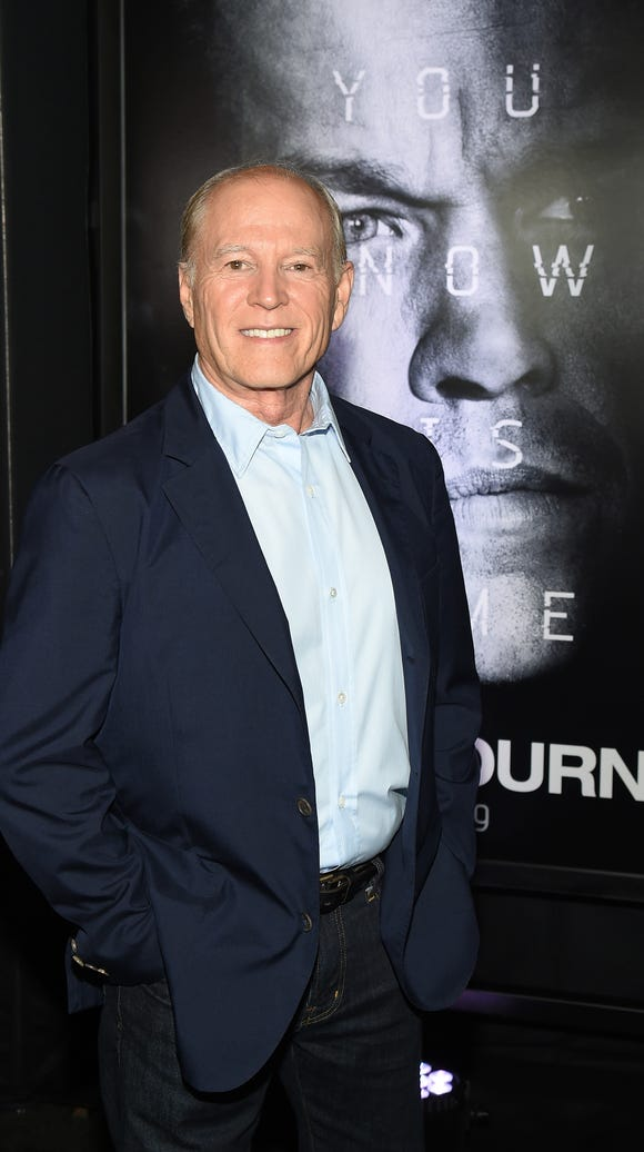 Producer Frank Marshall attends the Las Vegas premiere