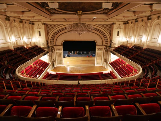 Music Hall Springer Auditorium