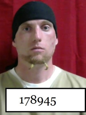 Recent photo of Chris Luttrell, accused in the murder of Boni Frederick
