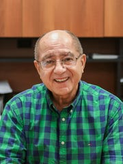 Shahram Khosrowpanah, the new interim to for the school of engineering at the University of Guam.