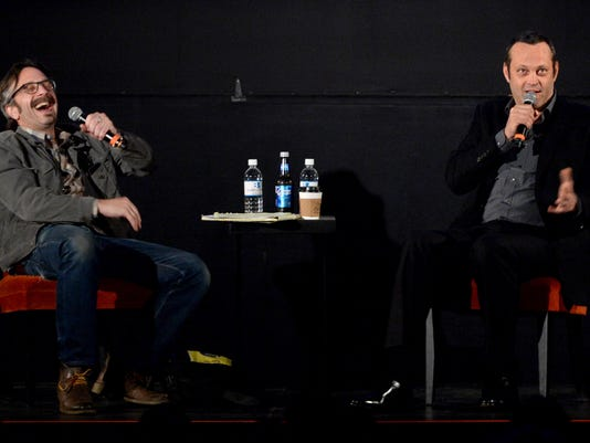 Bud Light Presents Wild West Comedy Festival - WTF Podcast With Vince Vaughn